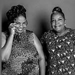 Deborah Miller & Rubye Clarke