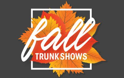 Fall Trunk Shows