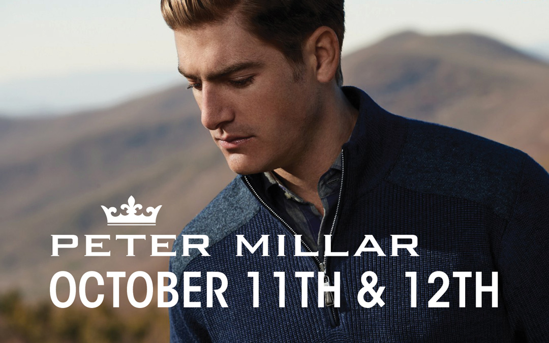 Peter Millar Fall 2017 Collection