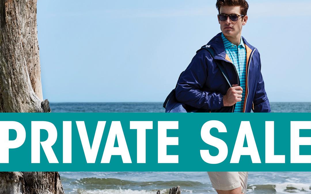 Great Scott Private Sale