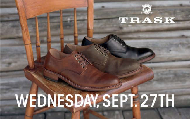 PREVIEW The Trask Fall 2017 Collection