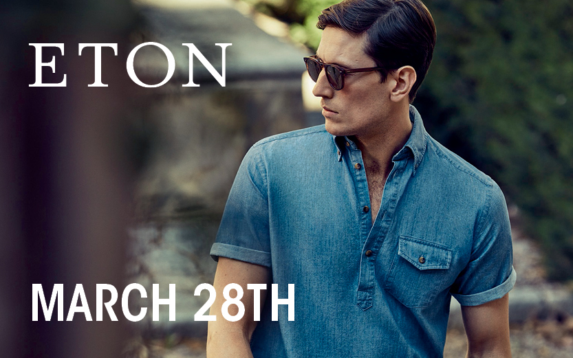 Get the must-have looks from Eton