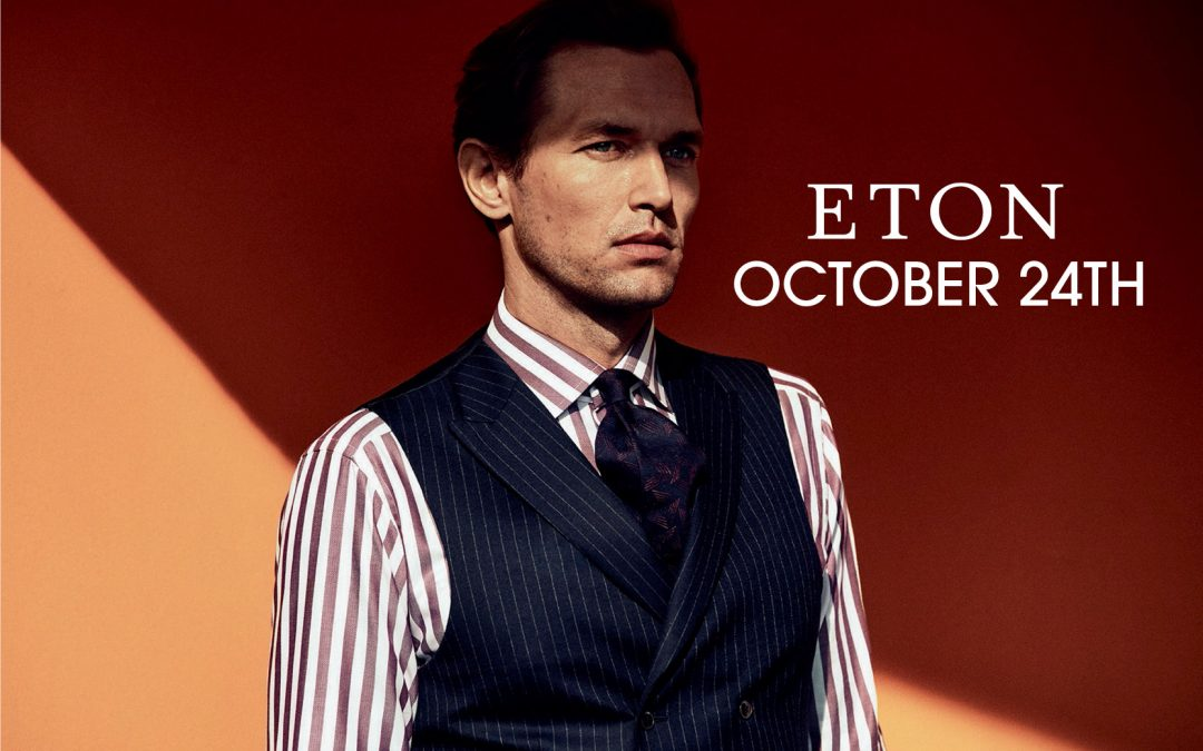Shop the Eton 2018 Fall Collection