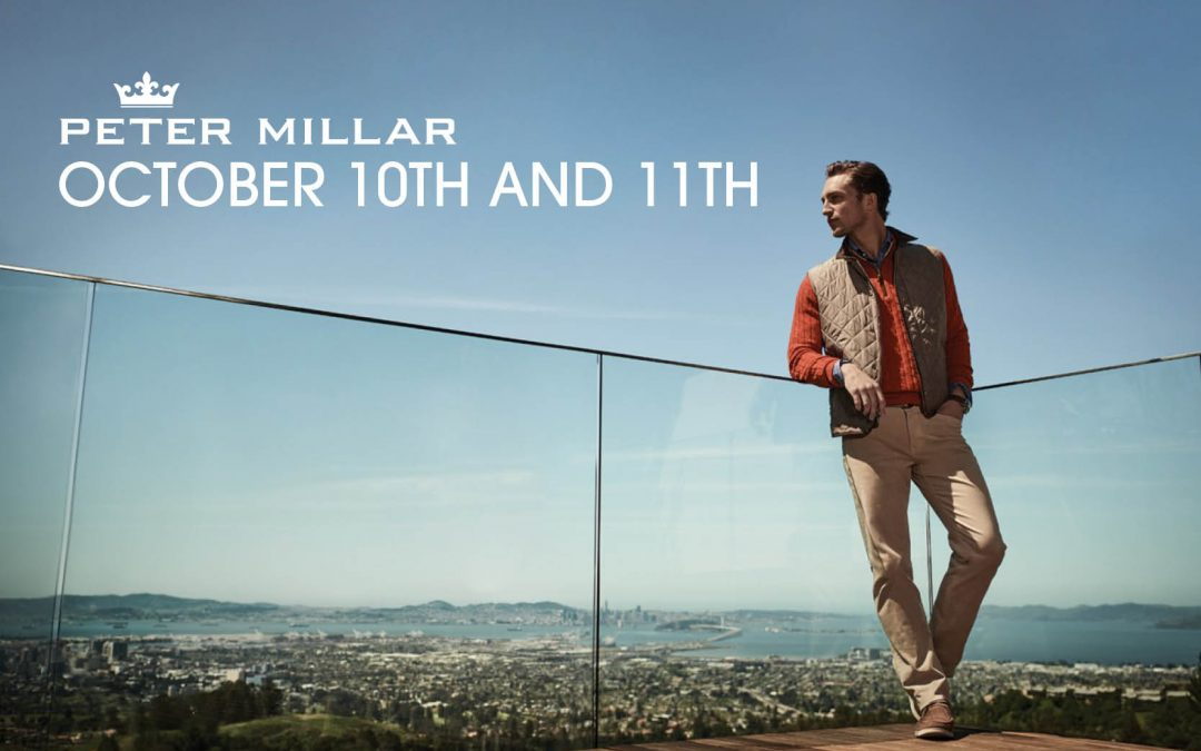 Peter Millar Fall 2018 Collection Two days only!