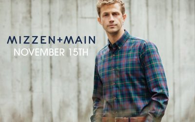 Shop the Mizzen + Main Collection