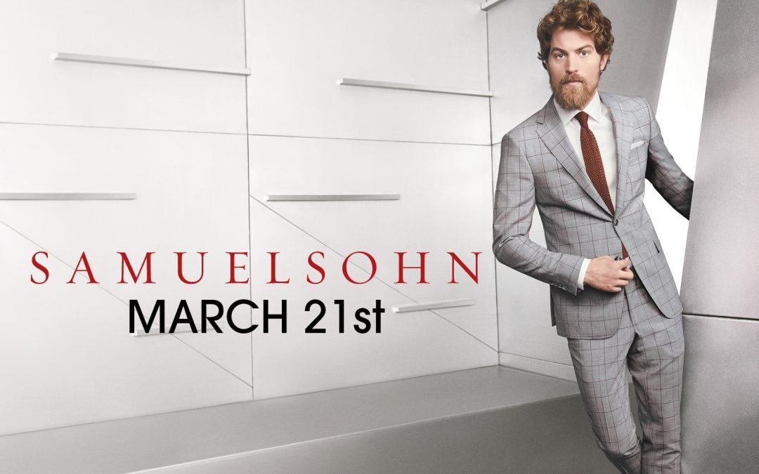 Samuelsohn Design Event