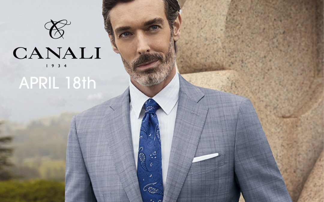 Canali Made to Measure Event