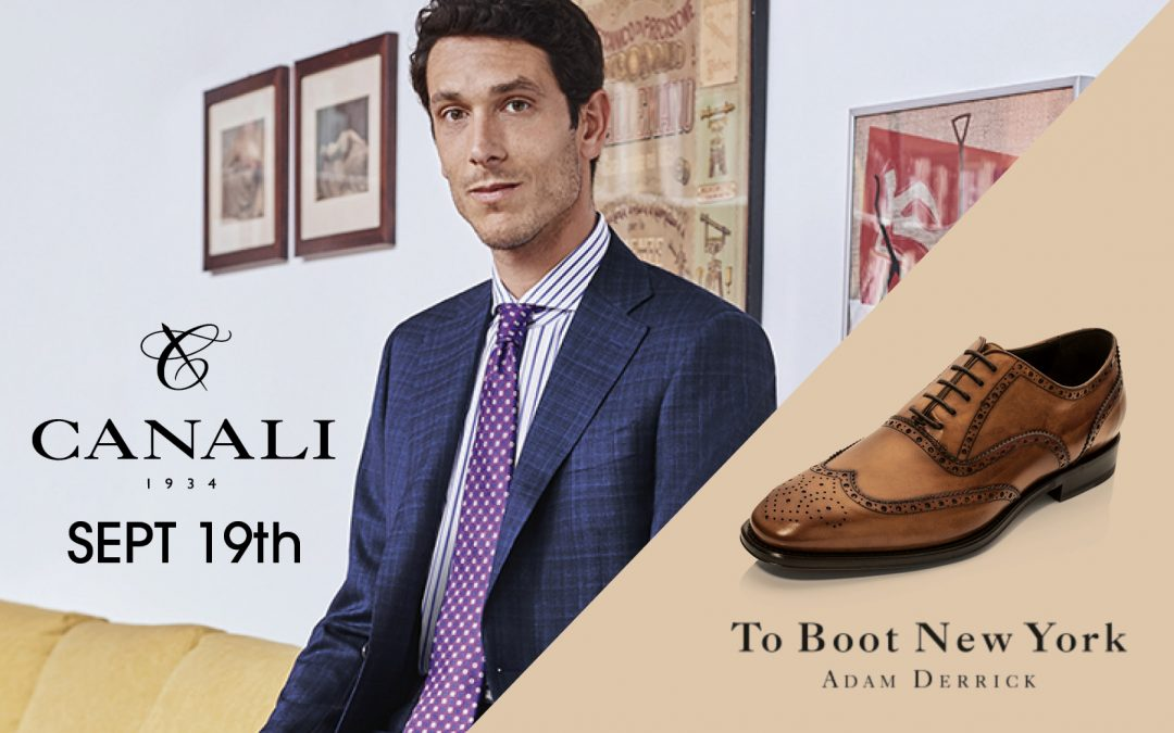 Canali & To Boot New York