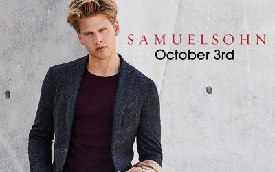 Samuelsohn Trunk Show
