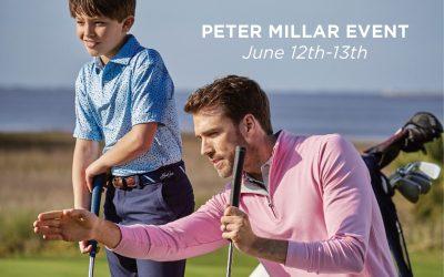 Peter Millar Event
