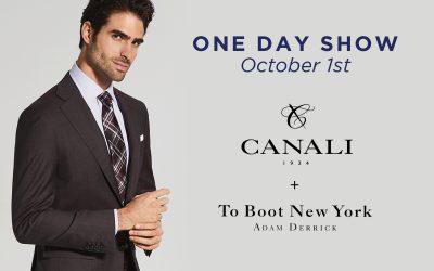 Canali + To Boot NY