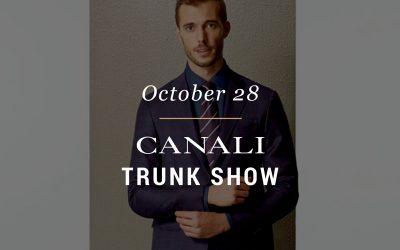 Canali Trunk Show
